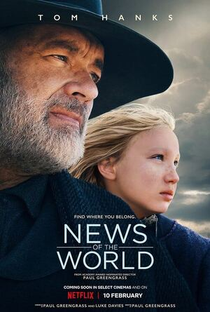 ws of the World (2021) นิวส์ ออฟ เดอะ เวิลด์