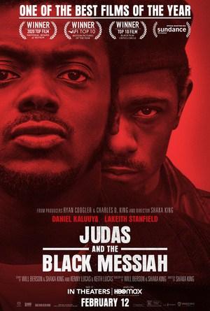 Judas and the Black Messiah จูดาส แอนด์ เดอะ แบล็ก เมสไซอาห์ (2021)