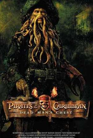 Pirates of the Caribbean 2 ไพเรทส์ออฟเดอะแคริบเบียน ภาค2 (2006)