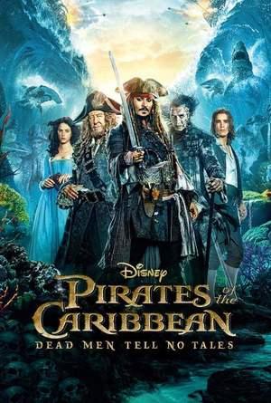 Pirates of the Caribbean 5 ไพเรทส์ออฟเดอะแคริบเบียน ภาค5 (2017)