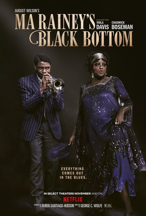 Ma Rainey's Black Bottom มา เรนีย์ ตำนานเพลงบลูส์ (2020)